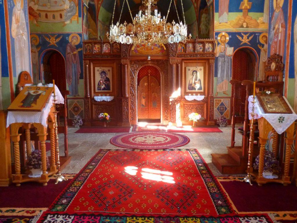 Церковь в монастыре Дужи в наши дни. Фото: Елена Арсениевич, CC BY-SA 3.0