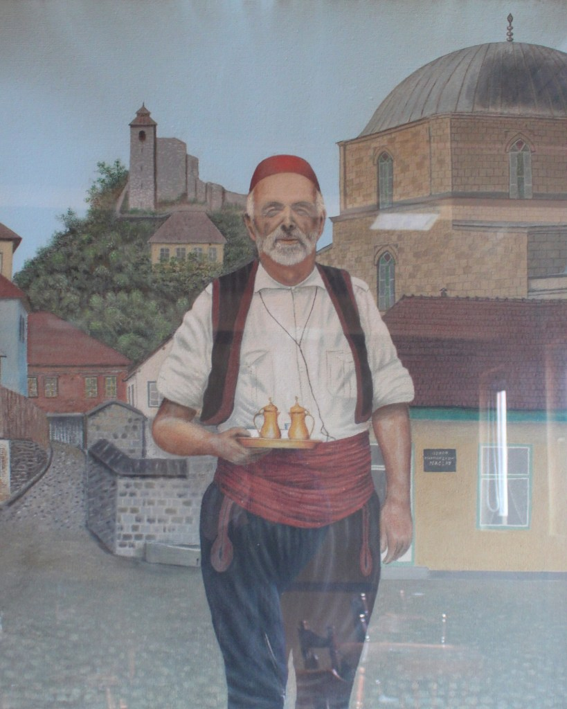 Кахведжия. Тот, кто готовит кофе-кахву. Автор неизвестен, public domain