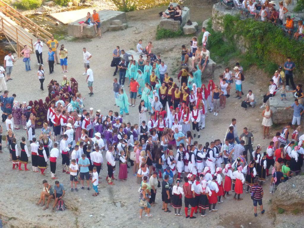 Фестиваль фольклора. Фото: Елена Арсениевич, CC BY-SA 3.0
