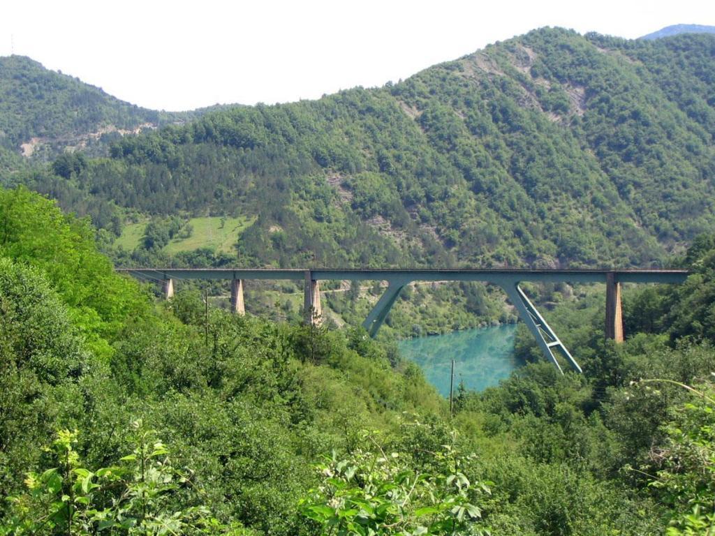 Железнодорожный мост над Неретвой. Ante Perkovic, CC BY-SA 3.0