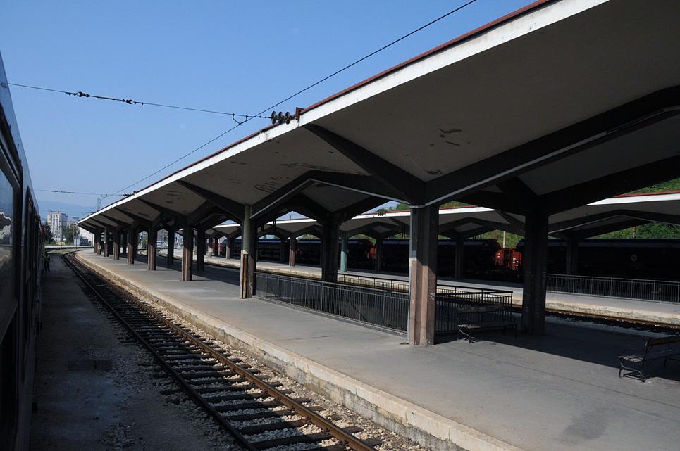 Вокзал в Сараево. anj?i, CC BY 2.0