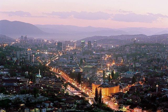 Сараево. BloodSaric, GNU 1.2