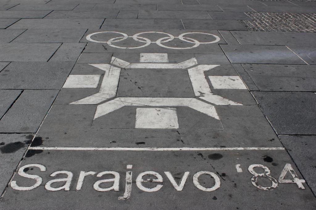 Олимпийский Сараево. Julian Nitzsche, CC BY-SA 3.0