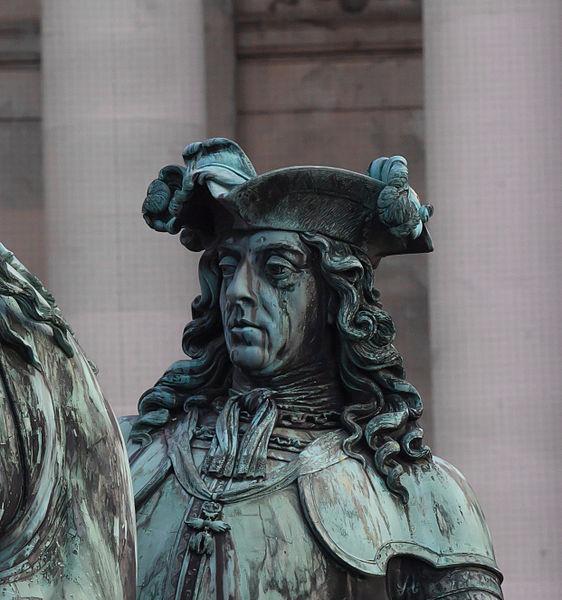 Фрагмент памятника Евгению Савойскому в Вене. Фото: Hubertl, CC-BY-SA-4.0