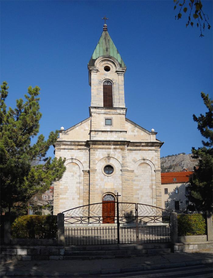 Церковь Всех святых в Ливно. Igor Brčić, CC BY 2.0