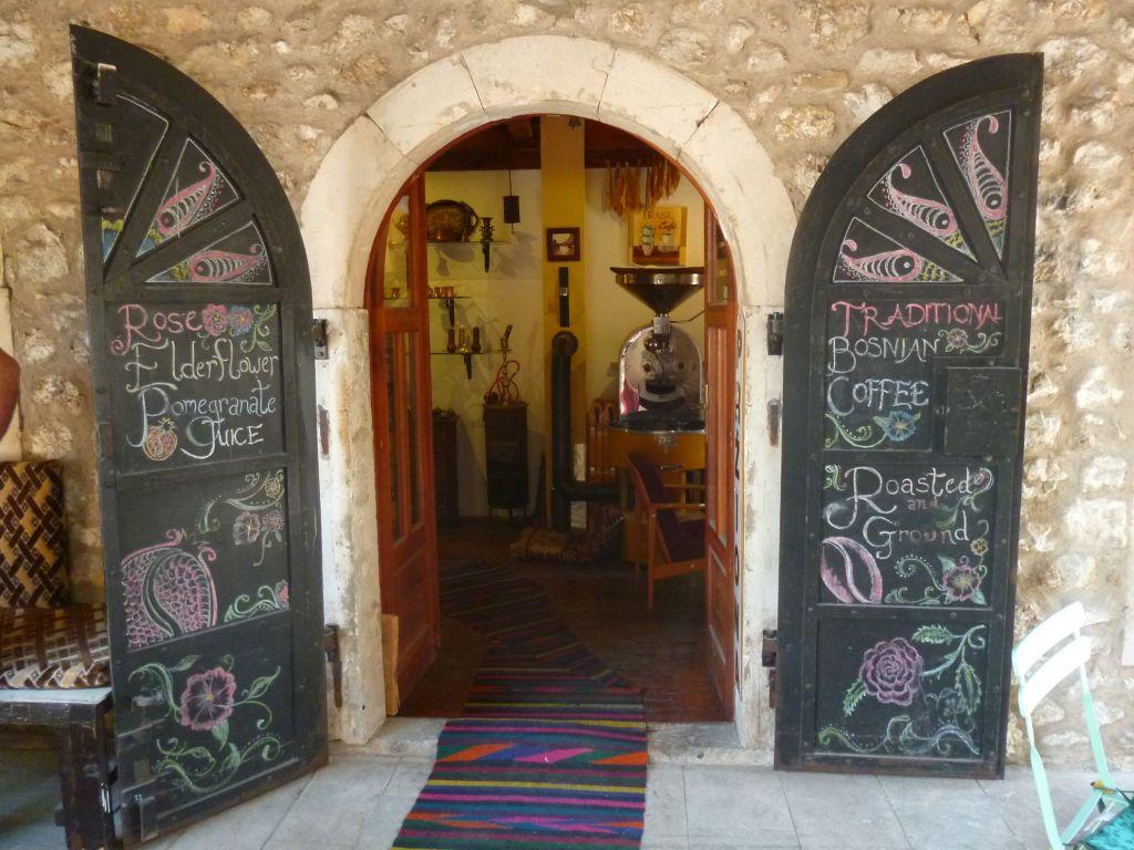 Café de Alma. Добро пожаловать!. Фото: Елена Арсениевич, CC BY-SA 3.0