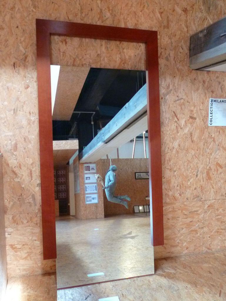 """Микеланджело Пистолетто, """"La porta della specchio"""". Фото: Елена Арсениевич, CC BY-SA 3.0"""