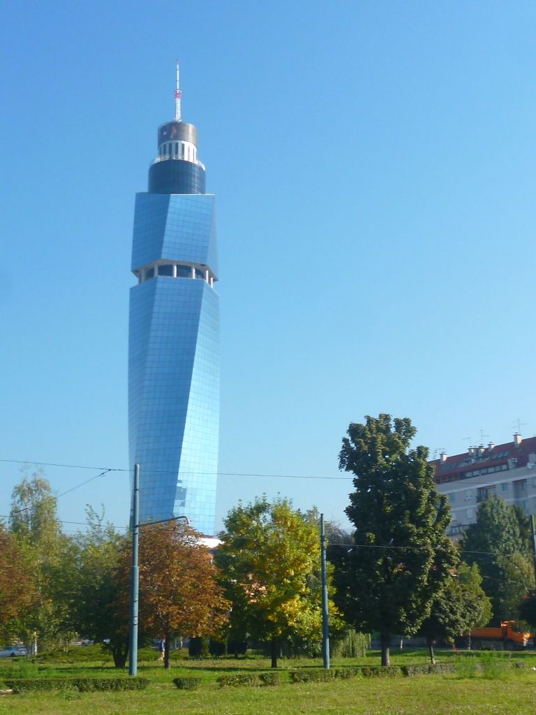 Avaz Twist Tower. Фото: Елена Арсениевич, CC BY-SA 3.0
