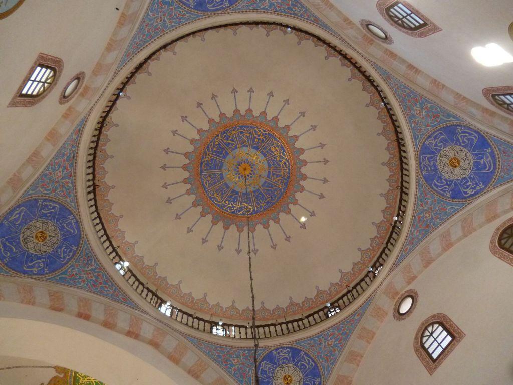 Главный купол. Фото: Елена Арсениевич, CC BY-SA 3.0