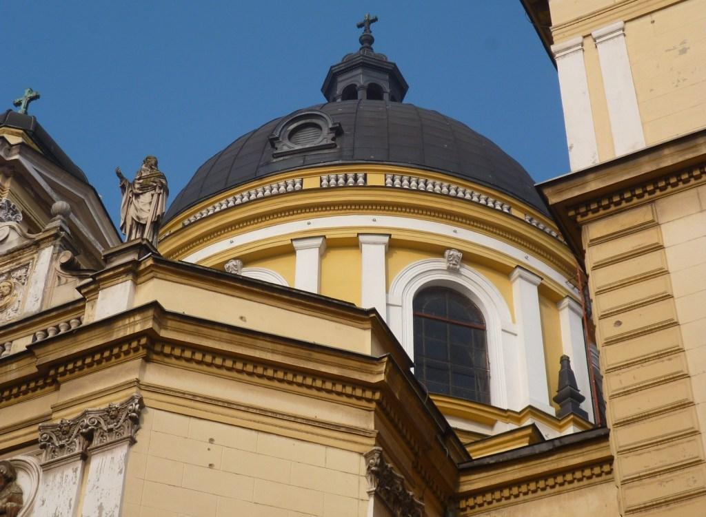 Купол церкви. Фото: Елена Арсениевич, CC BY-SA 3.0