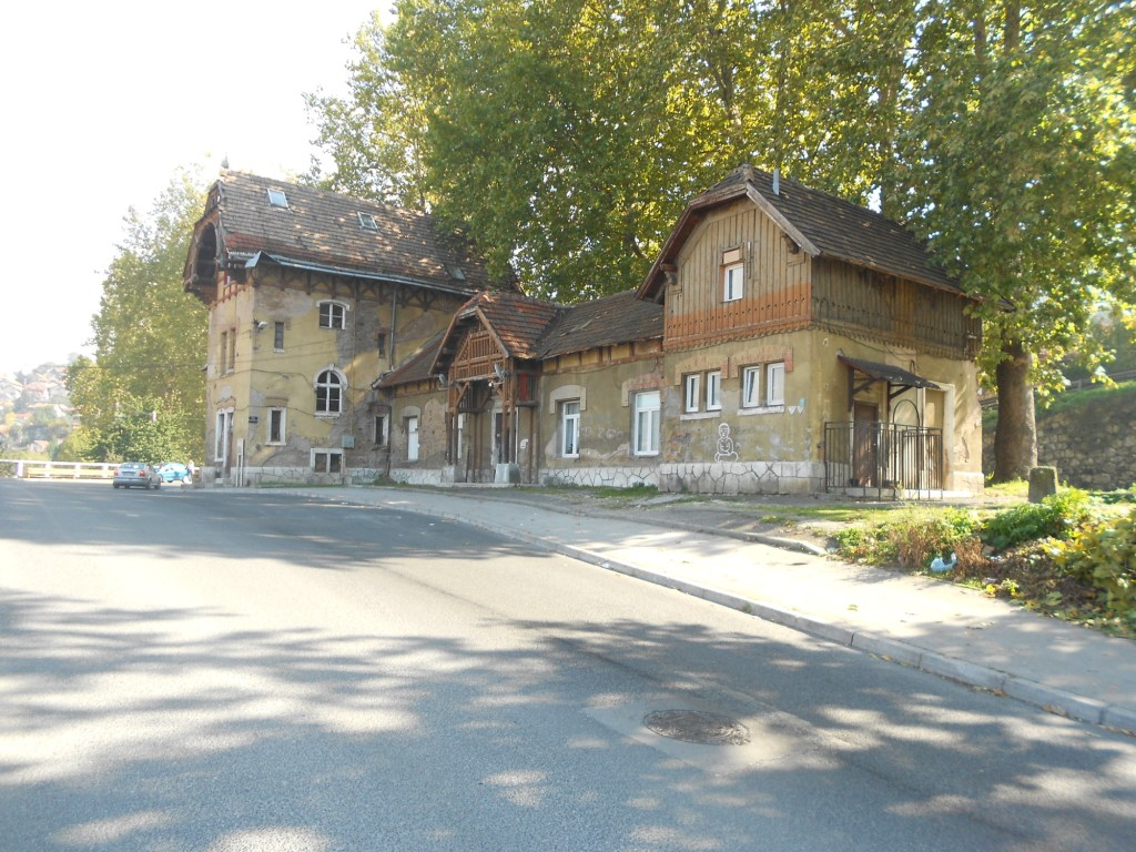 Старая станция. Фото: Елена Арсениевич, CC BY-SA 3.0