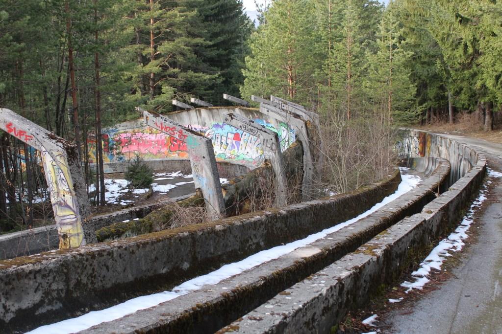 Олимпийская трасса. Фото: Елена Арсениевич, CC BY-SA 3.0