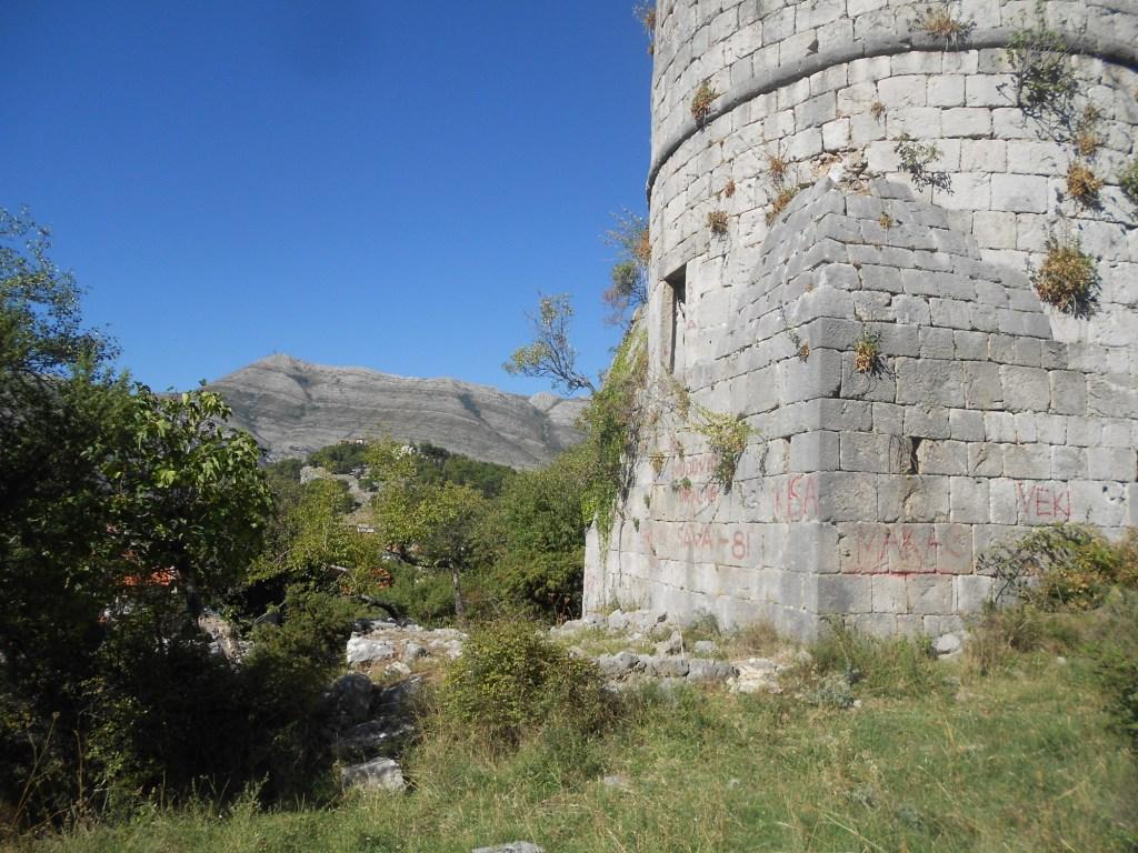Нижняя часть башни. Фото: Елена Арсениевич, CC BY-SA 3.0
