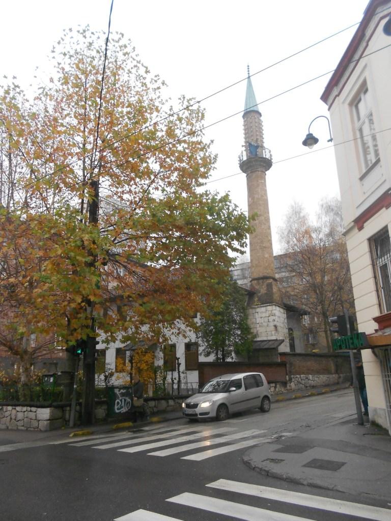 Мечеть Чобания. Фото: Елена Арсениевич, CC BY-SA 3.0