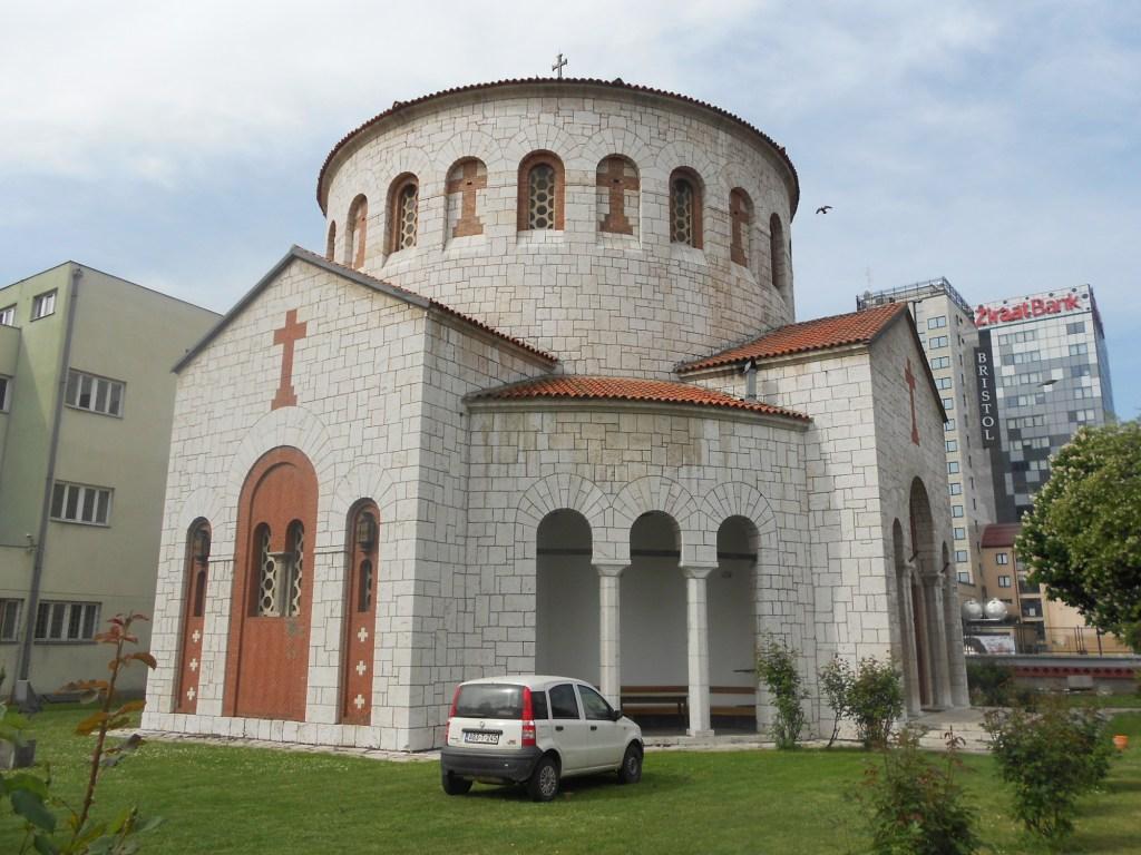Церковь-ротонда. Фото: Елена Арсениевич, CC BY-SA 3.0