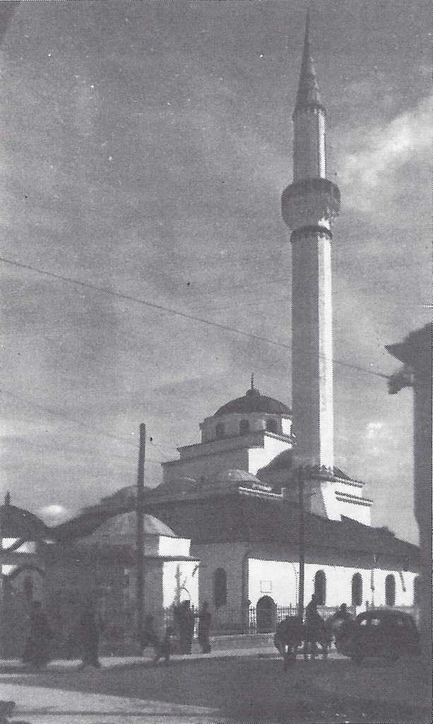 Мечеть Ферхадия. Unknown, CC BY-SA 3.0