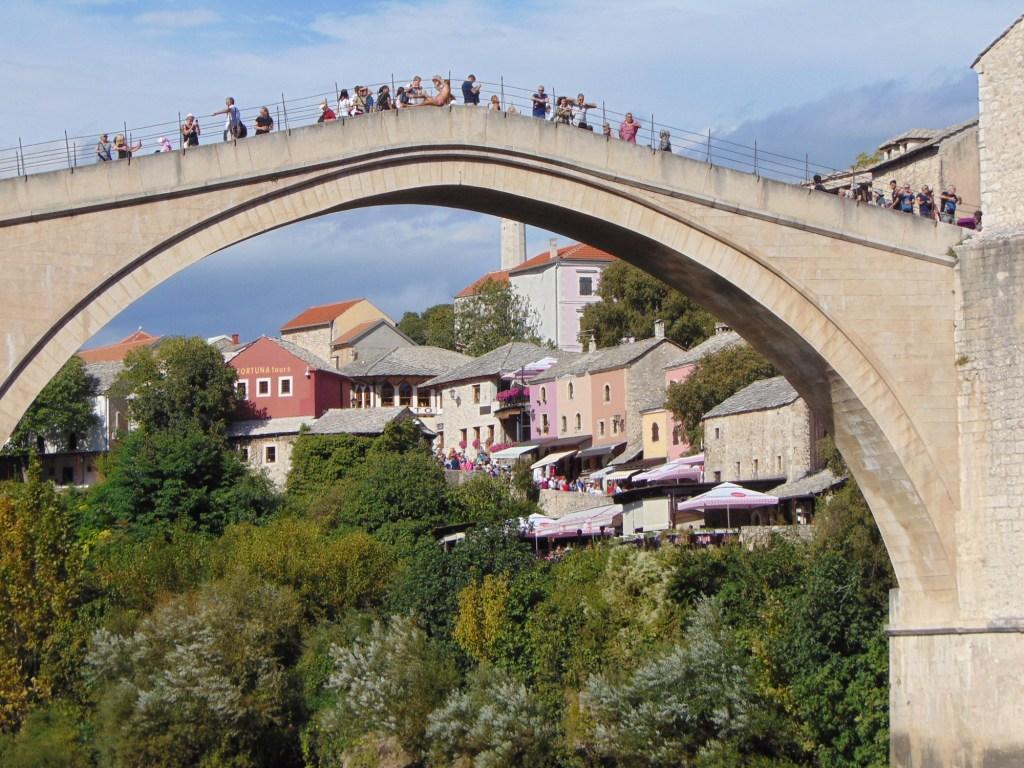 На мосту. Фото: Елена Арсениевич, CC BY-SA 3.0