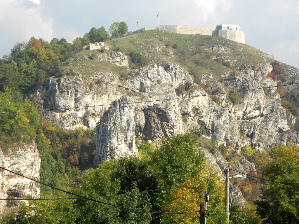 Белый бастион, часть крепости Вратник. Фото: Елена Арсениевич, CC BY-SA 3.0