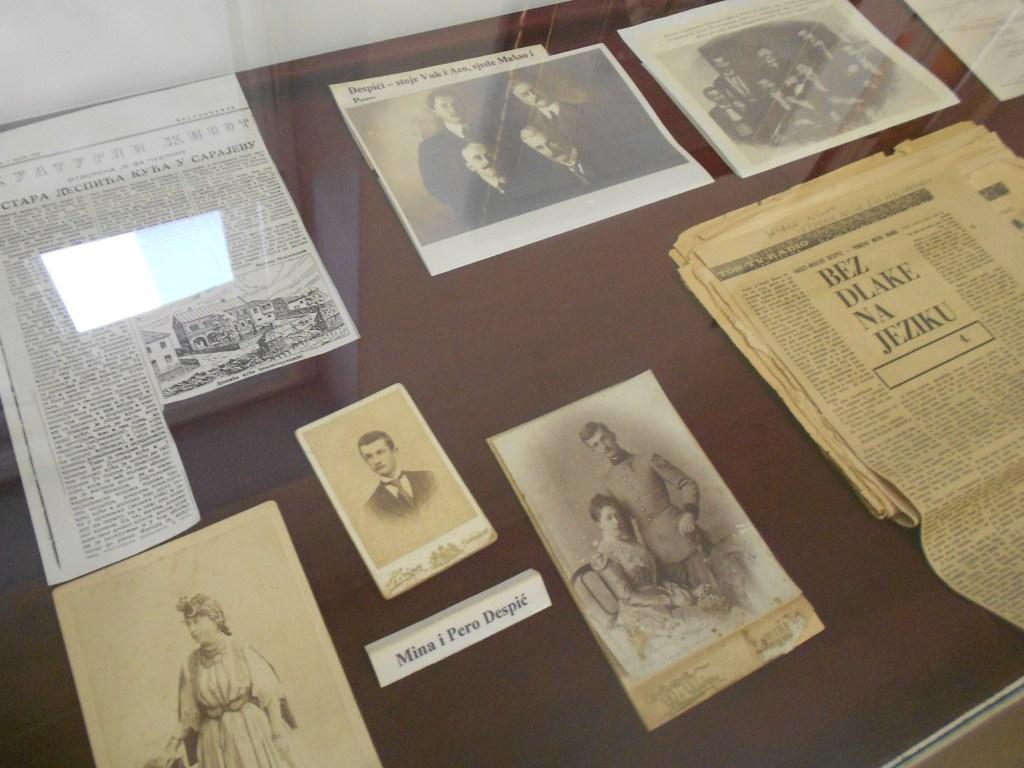 Фотографии и документы. Фото: Елена Арсениевич, CC BY-SA 3.0