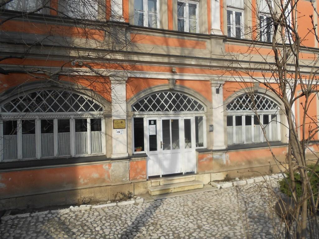 Дом Деспича. Вход в музей. Фото: Елена Арсениевич, CC BY-SA 3.0