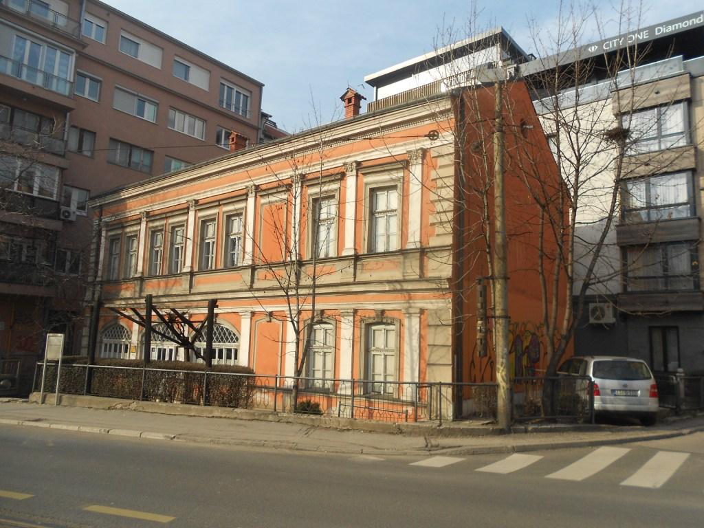 Дом Деспича. Фото: Елена Арсениевич, CC BY-SA 3.0