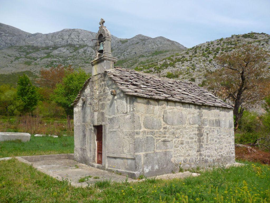 Церковь в Дублянах. Фото: Елена Арсениевич, CC BY-SA 3.0