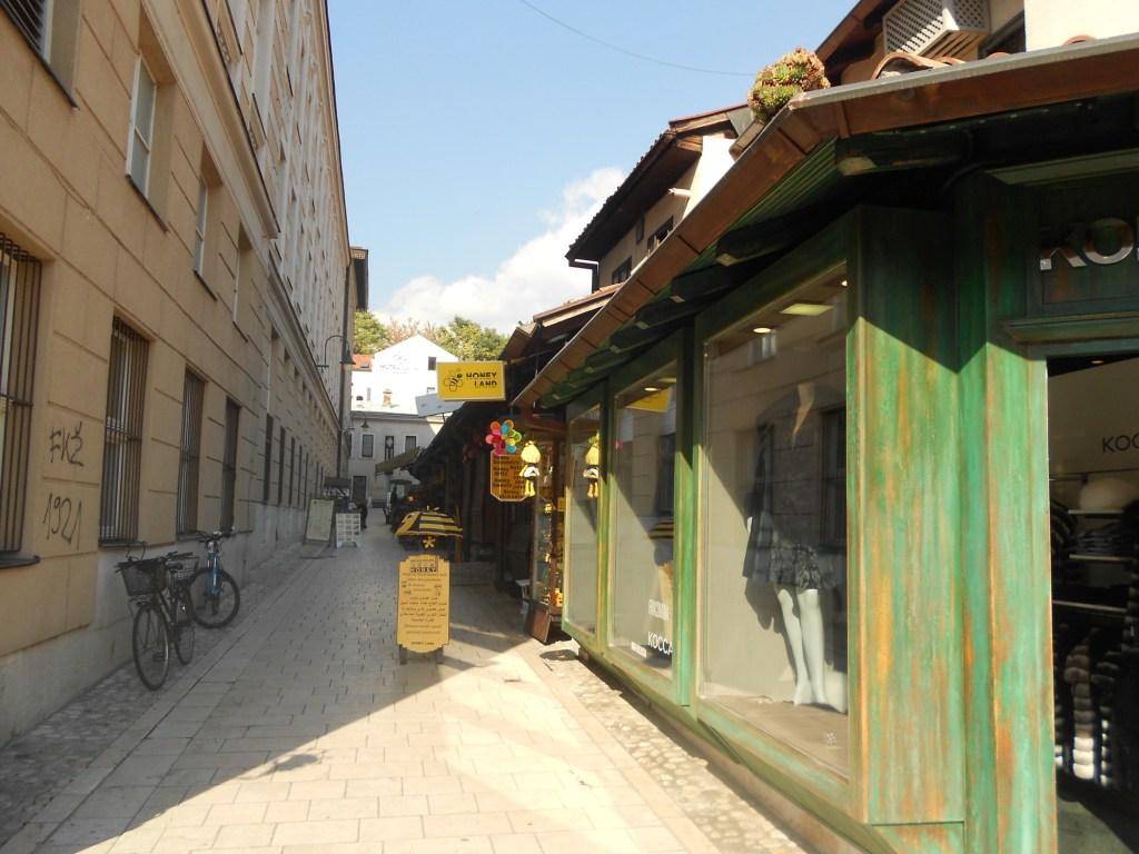 Южная часть улицы. Фото: Елена Арсениевич, CC BY-SA 3.0