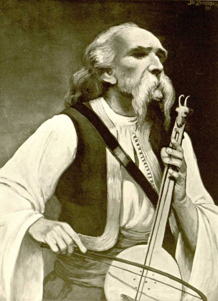 Филип Вишнич (без портретного сходства). Josif Danilovac, Public Domain