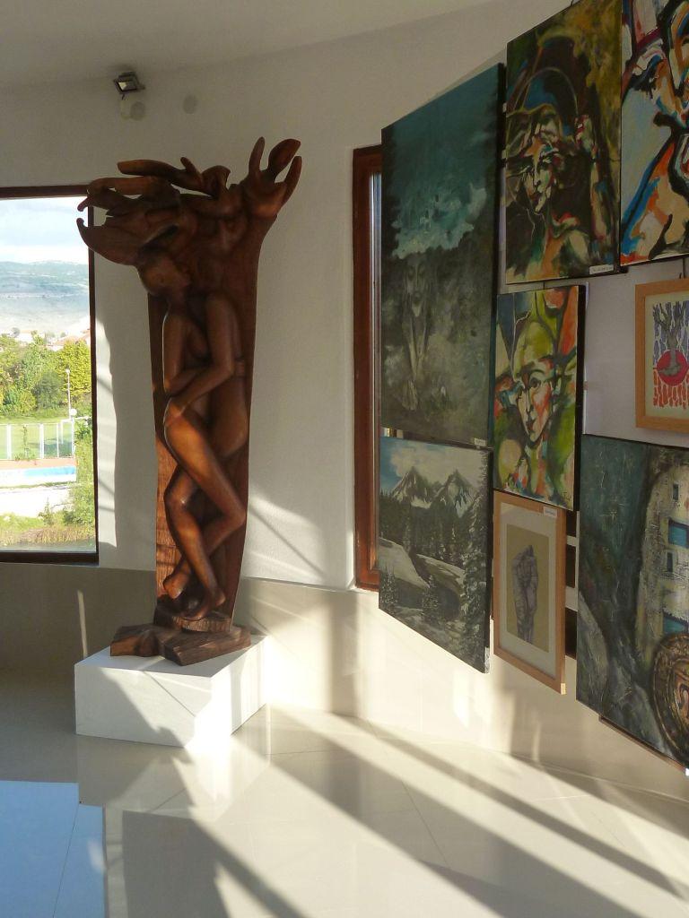 Скульптура Миливое Бокича. Фото: Елена Арсениевич, CC BY-SA 3.0