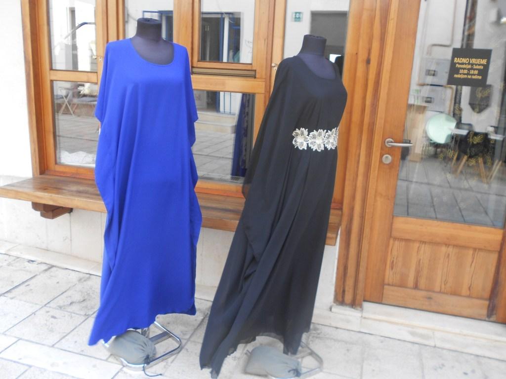 Платья от Black Pearl. Фото: Елена Арсениевич, CC BY-SA 3.0