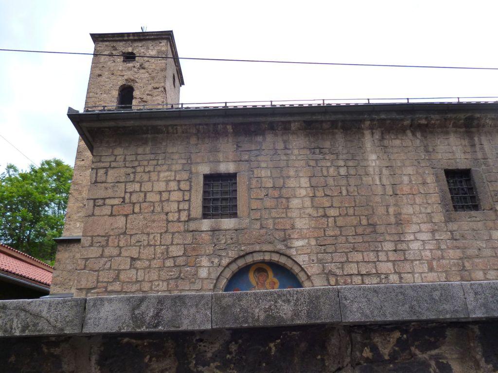 Церковь в Сараево. Фото: Елена Арсениевич, CC BY-SA 3.0