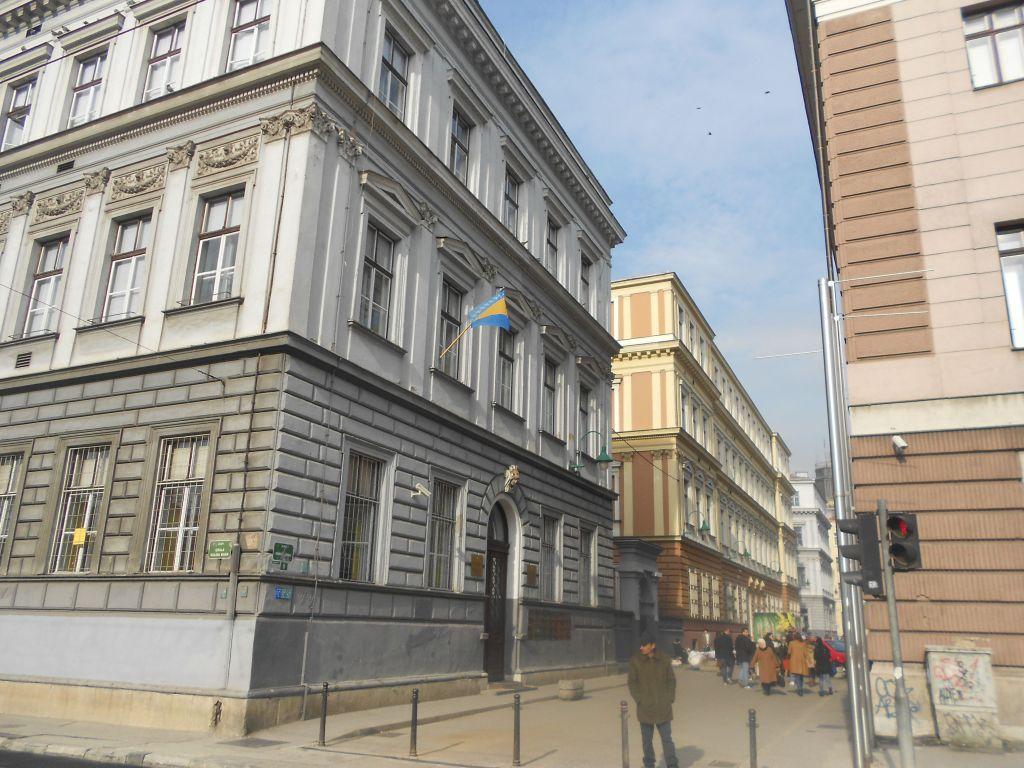 Гимназическая улица. Фото: Елена Арсениевич, CC BY-SA 3.0