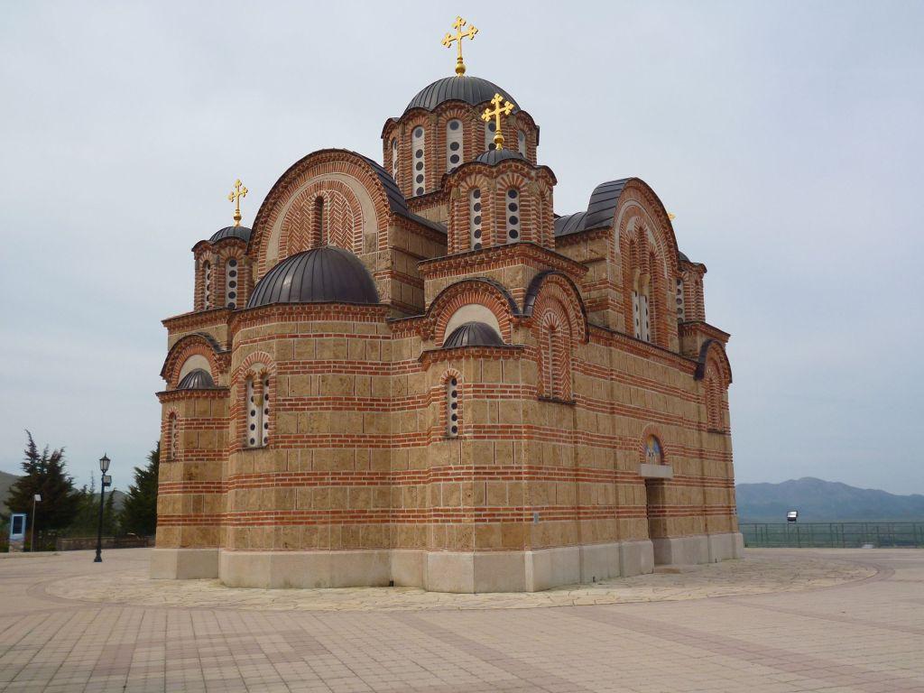 Церковь Благовещения. Фото: Елена Арсениевич, CC BY-SA 3.0