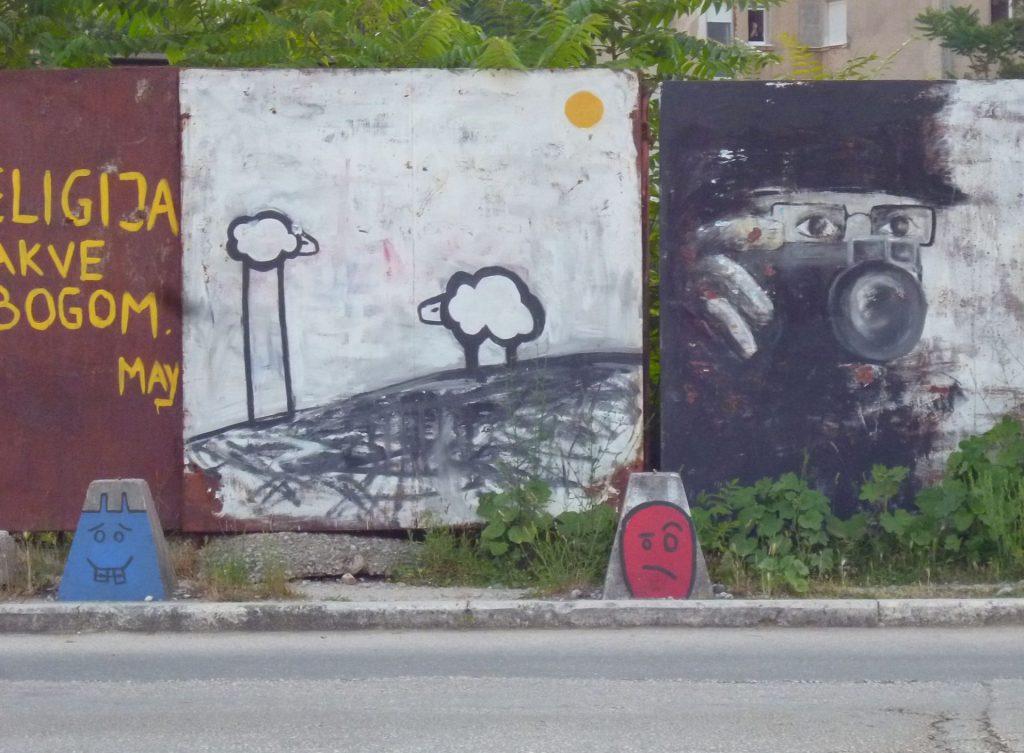 На улице Анте Старчевича. Фото: Елена Арсениевич, CC BY-SA 3.0
