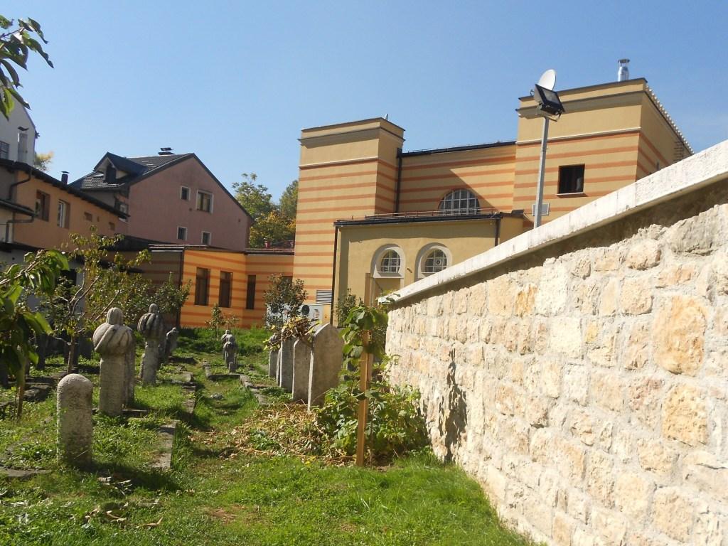 Задний фасад хаммама. Фото: Елена Арсениевич, CC BY-SA 3.0