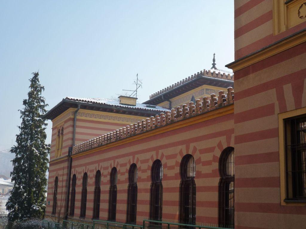 Северное крыло здания. Фото: Елена Арсениевич, CC BY-SA 3.0