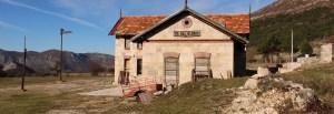 Станция Клобук, где снимали «По млечному пути». Фото: Елена Арсениевич, CC BY-SA 3.0