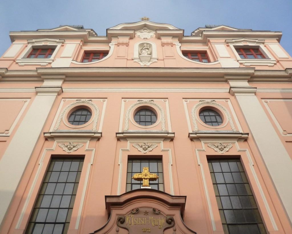 Церковь Царицы св. Розария, главный фасад. Фото: Елена Арсениевич, CC BY-SA 3.0