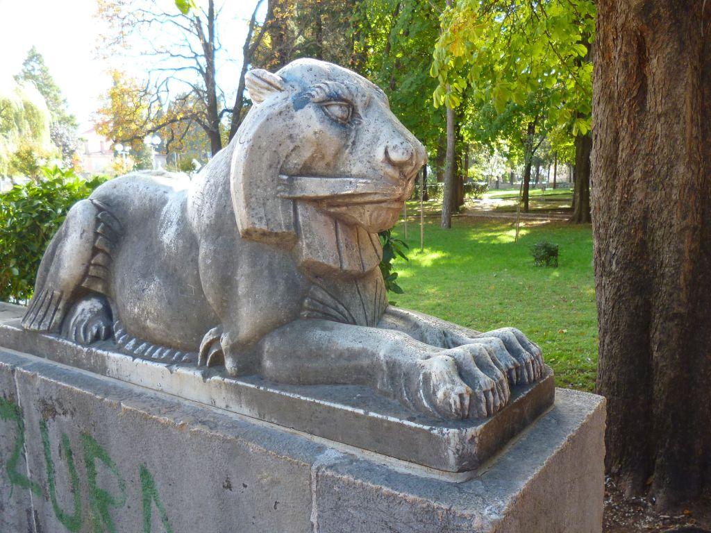 Дучичев лев. Фото: Елена Арсениевич, CC BY-SA 3.0