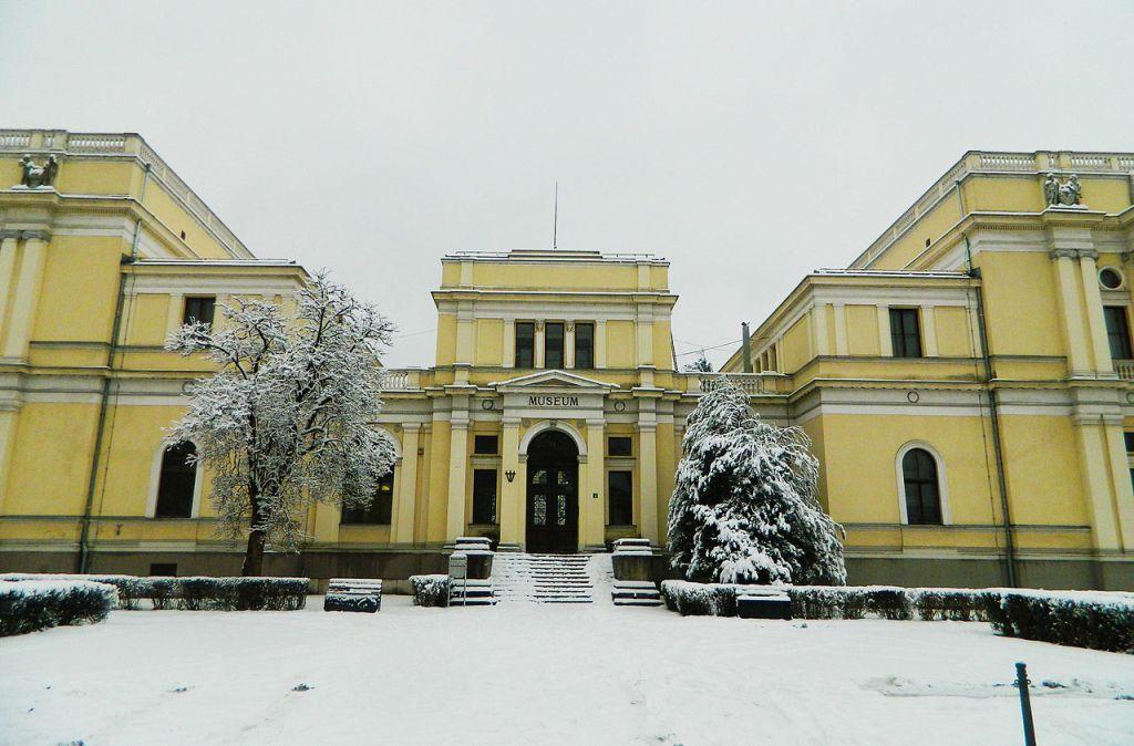 Фасад Земальского музея. sundeviljeff, CC-BY-2.0