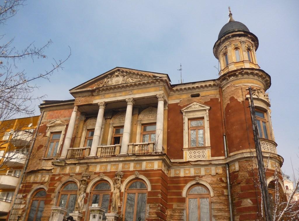 Вилла Мандич, южный фасад. Фото: Елена Арсениевич, CC BY-SA 3.0