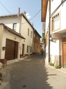Улица Опркань. Слева дом Илича. Фото: Елена Арсениевич, CC BY-SA 3.0