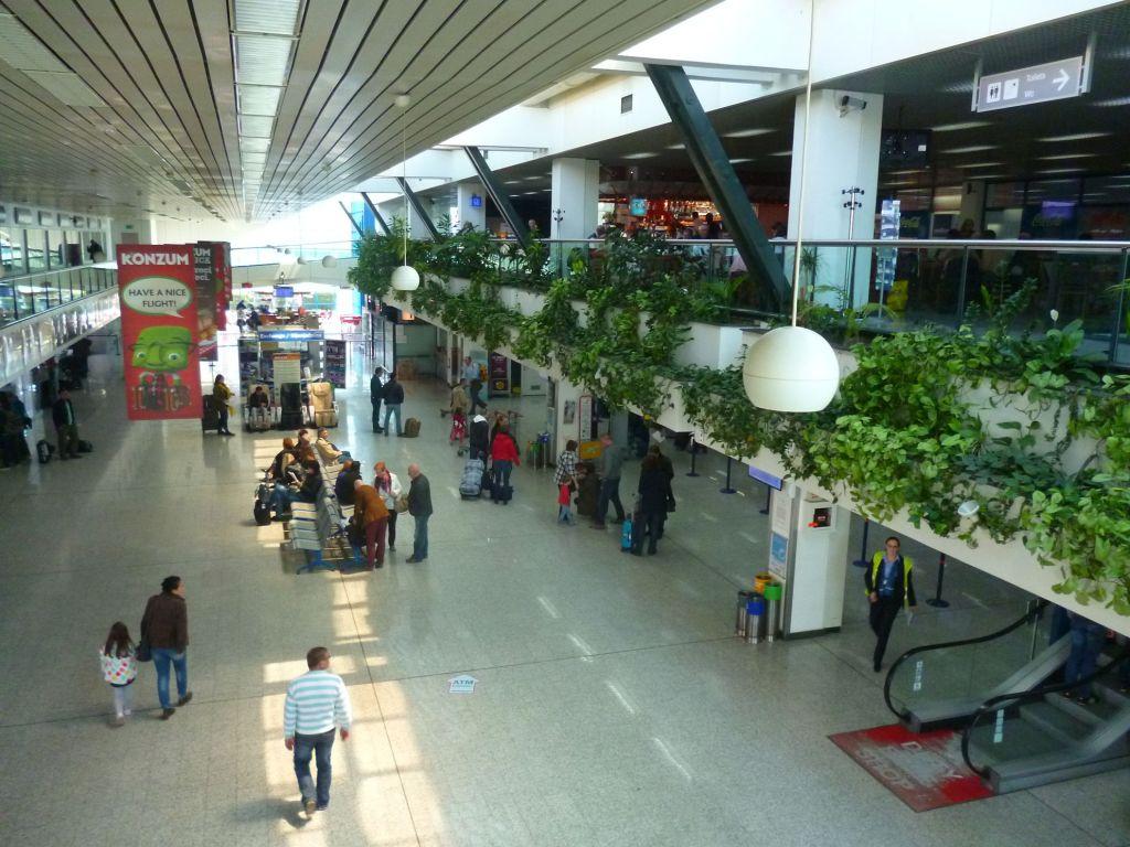 Сараевский аэропорт. Фото: Елена Арсениевич, CC BY-SA 3.0