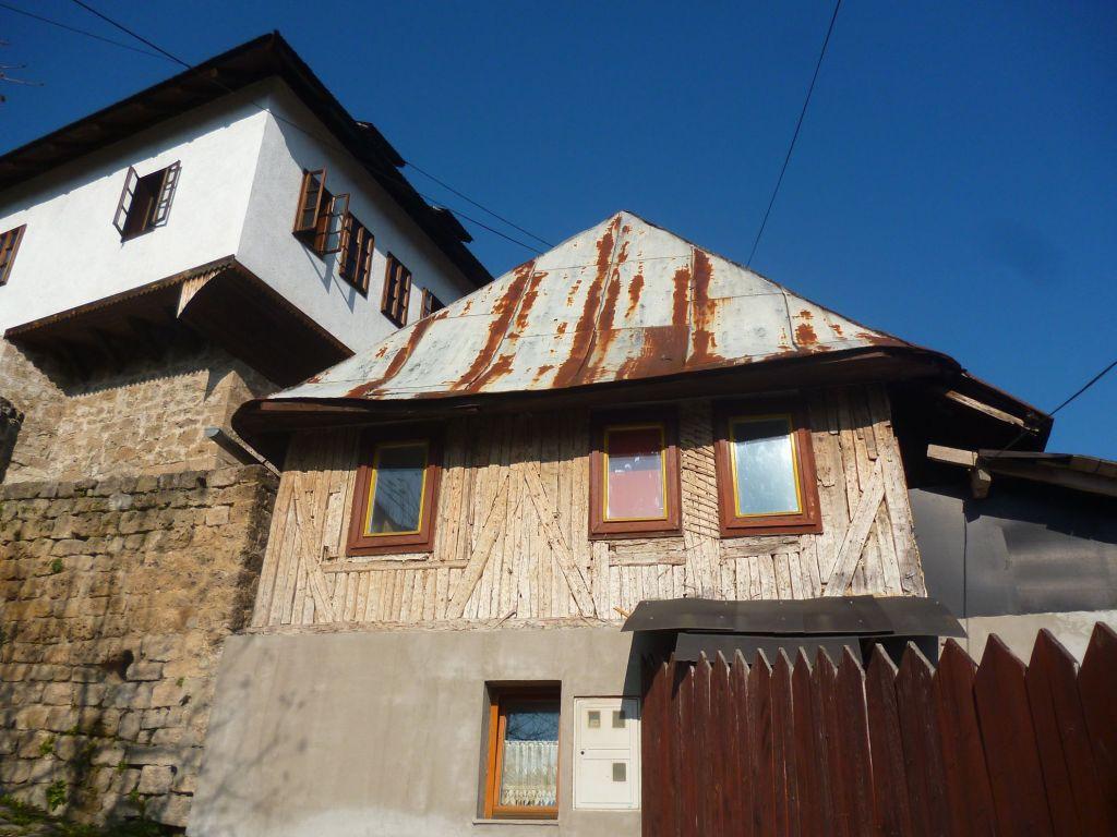 Старый дом в Яйце. Фото: Елена Арсениевич, CC BY-SA 3.0