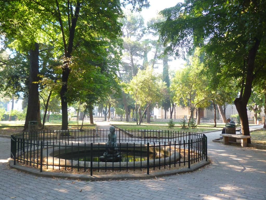 Парк в Требине. Фото: Елена Арсениевич, CC BY-SA 3.0