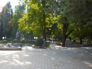 Городской парк в Требине. Фото: Елена Арсениевич, CC BY-SA 3.0
