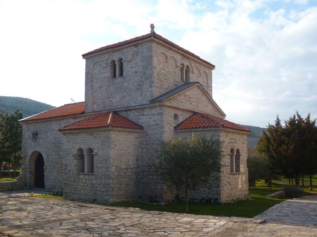 Церковь св. Павла. Фото: Елена Арсениевич, CC BY-SA 3.0