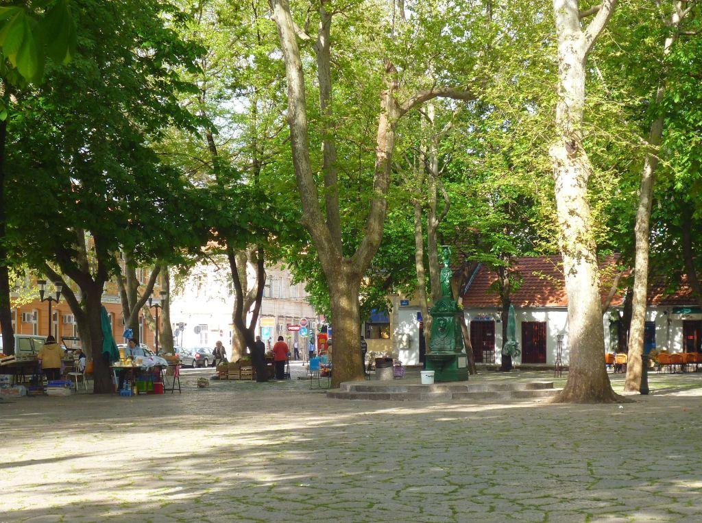 Площадь Свободы. Фото: Елена Арсениевич, CC BY-SA 3.0