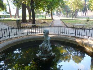 Фонтан в парке в Требине. Фото: Елена Арсениевич, CC BY-SA 3.0