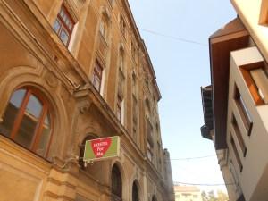 Османы и австрийцы. Улица Проте Баковича. Фото: Елена Арсениевич, CC BY-SA 3.0